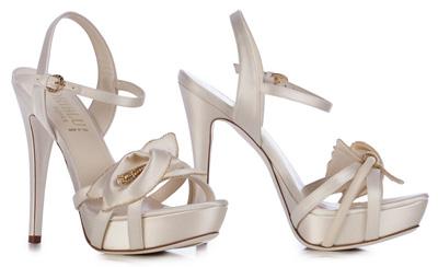 Эксклюзивная свадебная обувь