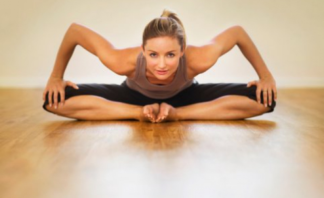 Влияние йоги на фигуру