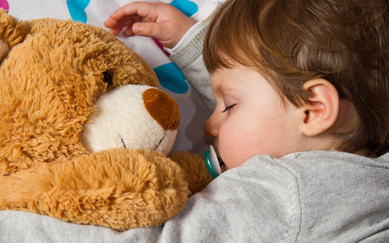 Детские ночные страхи основные причины
