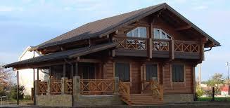 Стоимость строительства дома из бруса