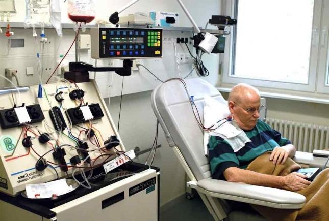 Белок, вызывающий лейкемию, побежден