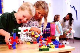 Детский садик на дому