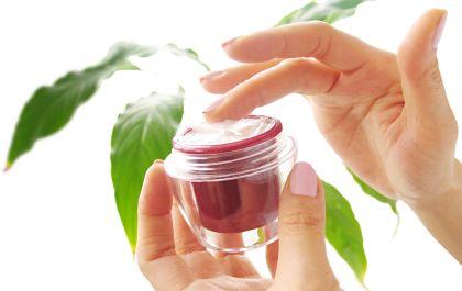 Натуральные ингредиенты в косметике