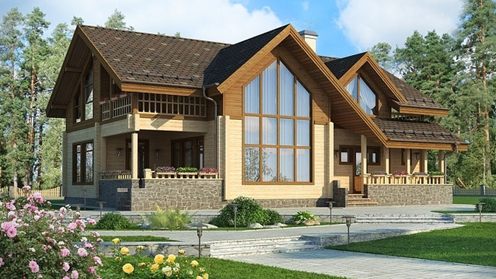 Как строить загородный дом