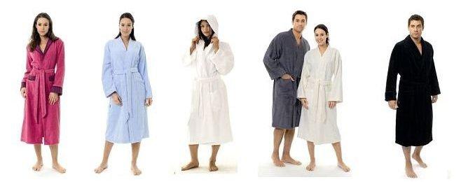 Как выбрать халат?
