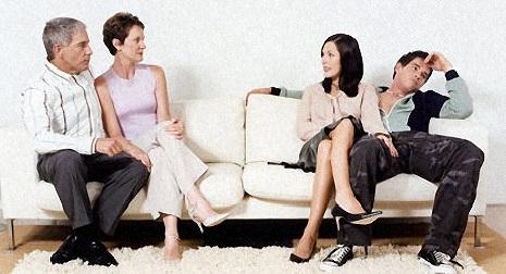 Знакомство с родителями – это не страшно