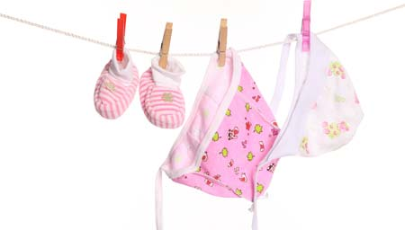 Разумный подход к одежде новорожденного