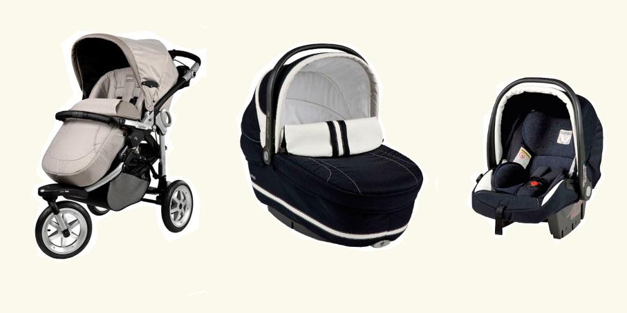 Модульная коляска — как выбрать