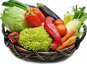 Зелёные овощи снижают риск диабета