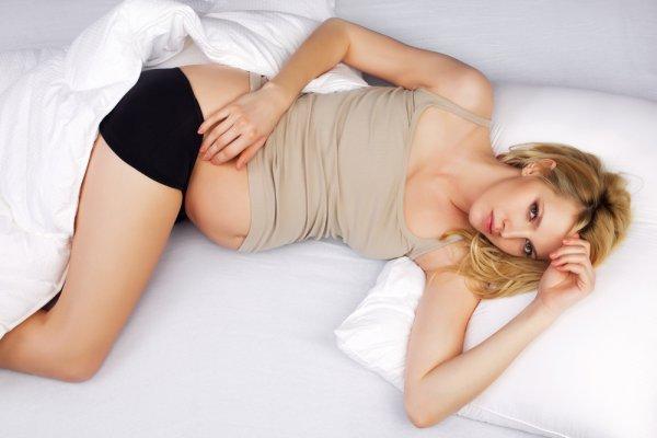 Укротим бессонницу – беременность