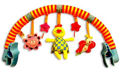 Игрушки от рождения до года