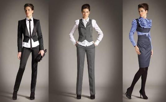 Мода. Деловой женский стиль 2015
