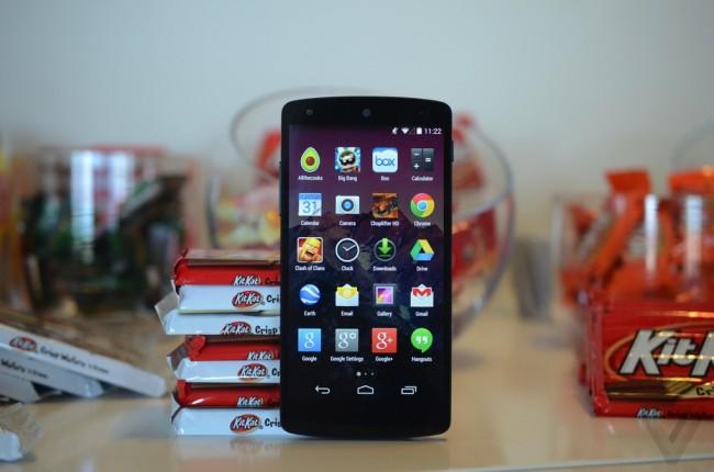 Главные особенности Android 4.4 KitKat