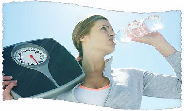 Счастье измеряется в литрах, а не в килограммах: вода против жира