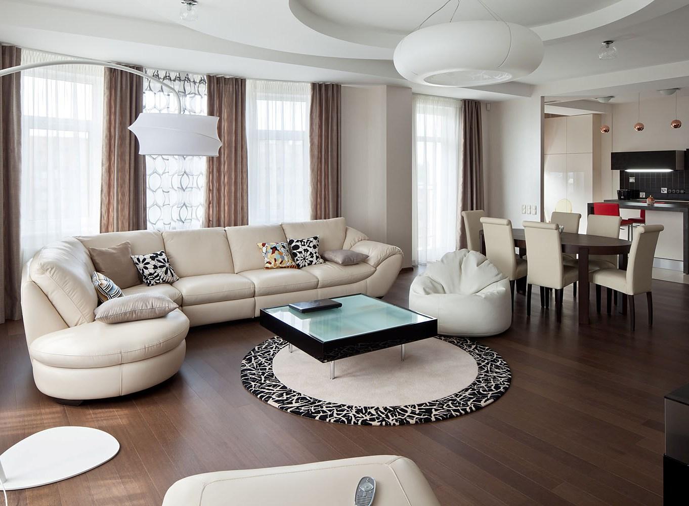 Дизайн интерьера квартиры. Основные моменты