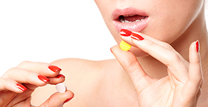 Противозачаточные таблетки или КОК