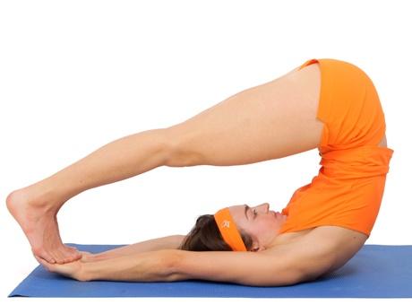 Упражнения йоги для восстановления менструального цикла