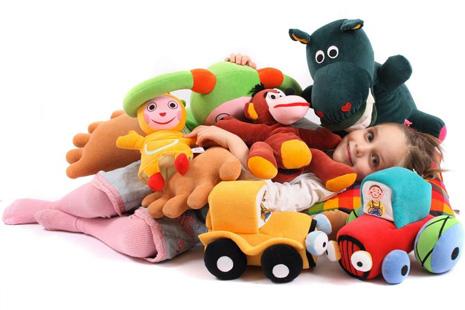 Выбираем игрушку для малыша