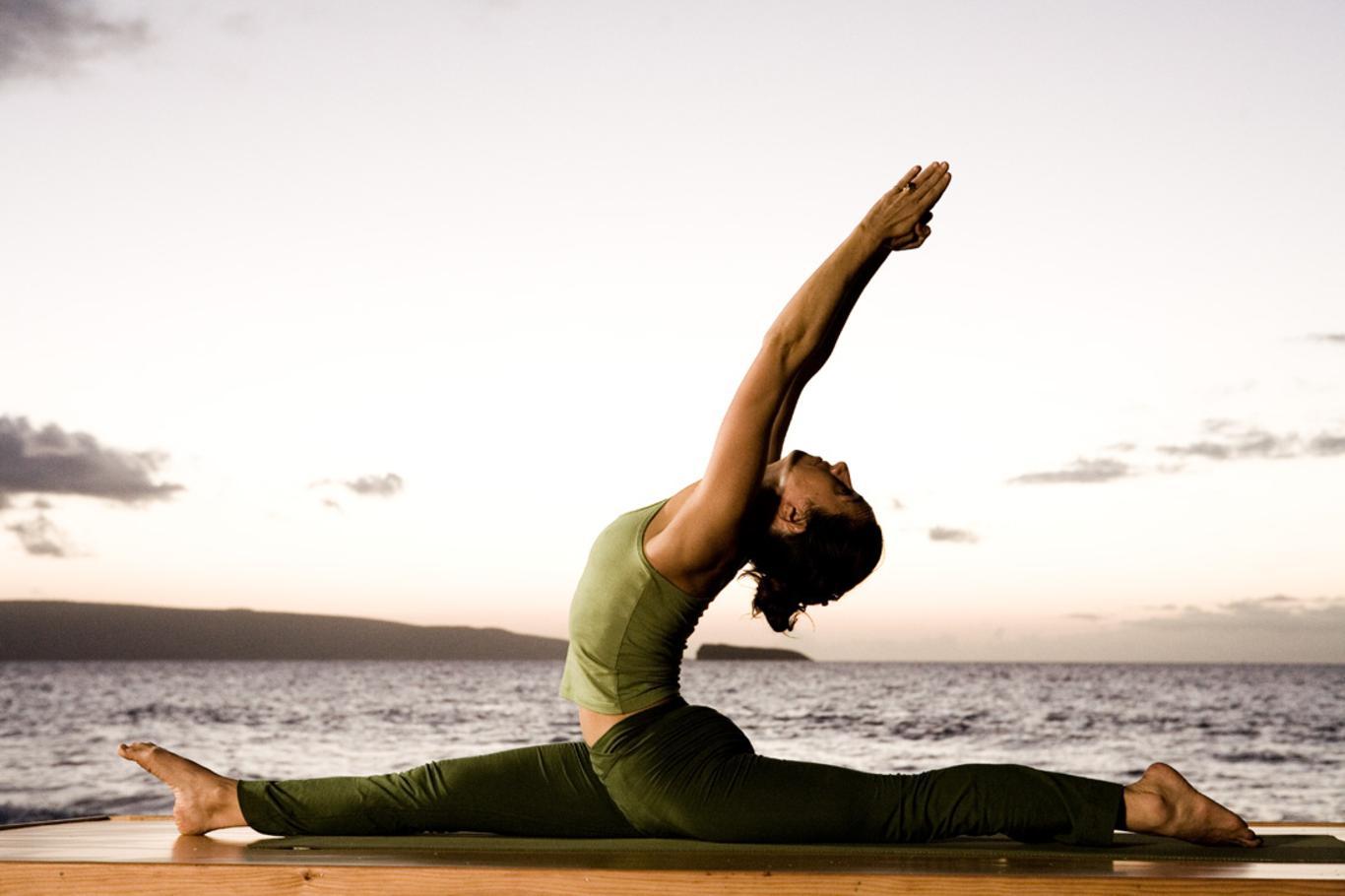 Йога. Особенности искусства