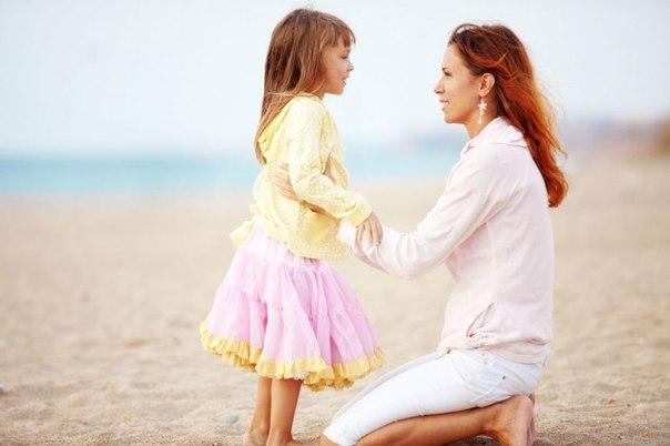 О чем разговаривать с ребенком?