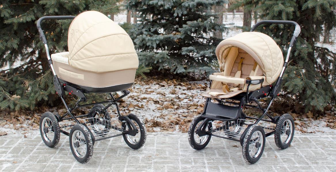 Купить малышу коляску