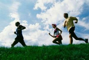 Активный образ жизни сокращает риск сахарного диабета II типа
