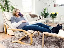 Органические загрязнители повышают риск диабета у беременных женщин