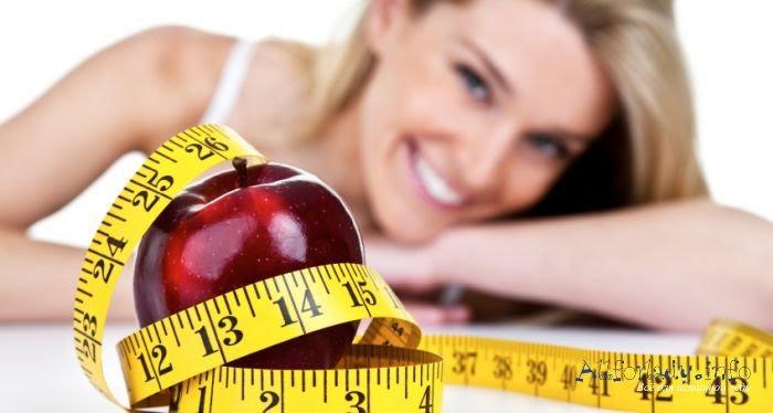 Правильное питание — залог красивой фигуры