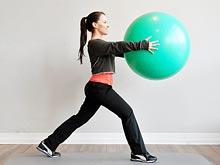 Физические упражнения помогают женщинам зачать ребенка