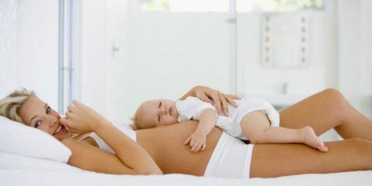 Беременность в период лактации
