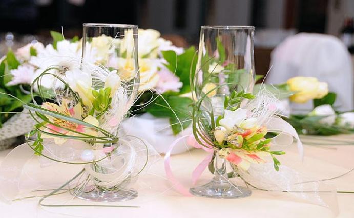 Современные свадебные аксессуары