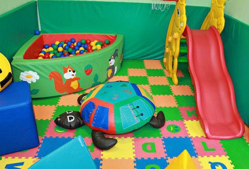 Организация комнаты развлечений для детей