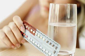 Побочные эффекты при применении комбинированных оральных контрацептивов
