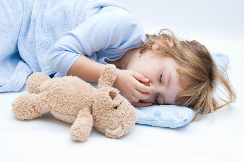 Детский сон: как заснуть и как проснуться?