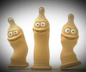 Презервативы уменьшают страсть