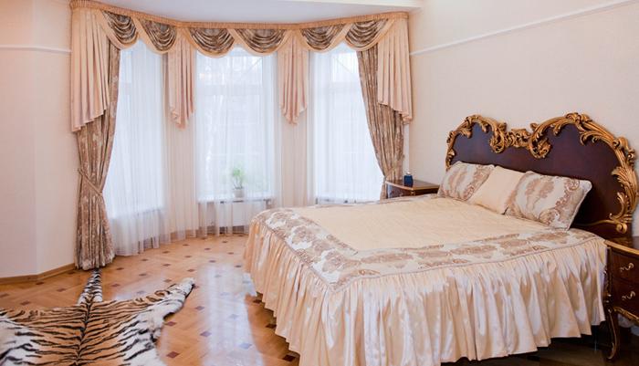 Занавеси и ковры в нашем доме