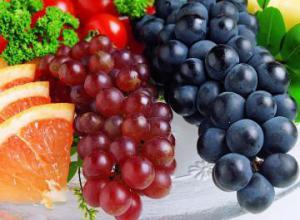 От ожирения и диабета защитят красный виноград и апельсины, — ученые