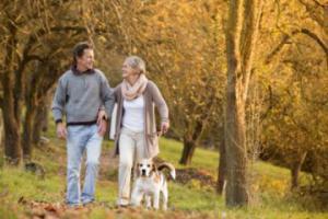 Прогулки снижают риск смерти от рака