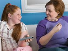 Лишний вес и диабет беременных приводят к раннему половому созреванию у девочек