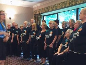 Онкобольным советуют петь в хоре