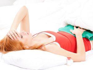 Выяснена причина обильных менструаций