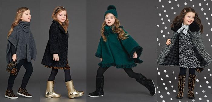 Детская мода: тенденции на 2016—2017 годы