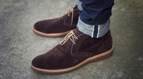 Мужская обувь. Рекомендации по выбору зимней обуви с точки зрения материала