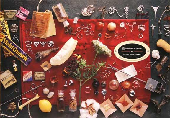 История контрацептивов: что применяли в древности?
