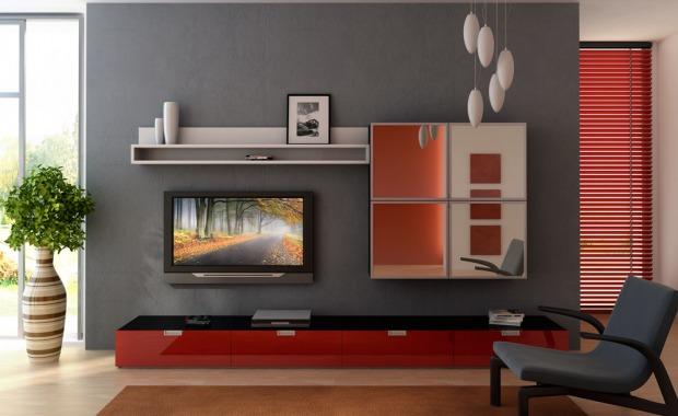 Куда поставить телевизор