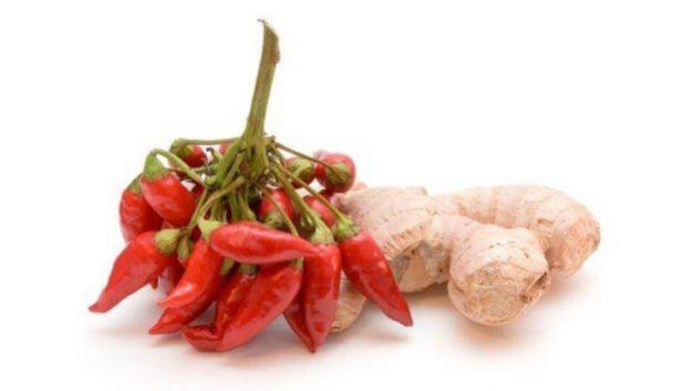 Имбирь + перец чили = эффективная профилактика рака