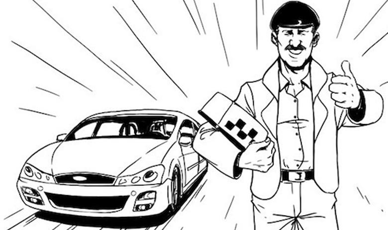 Такси Тушино дешево