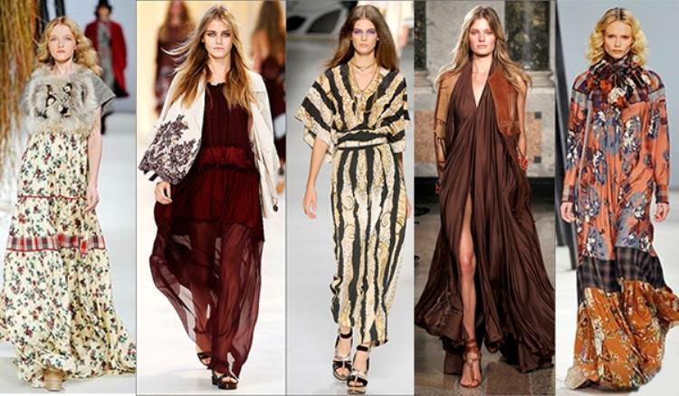 Модные стили в одежде на каждый день