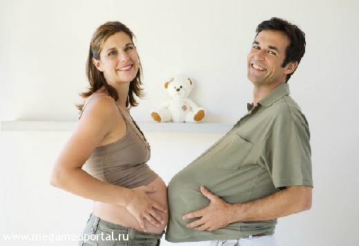 Беременную жену не понимает муж 91