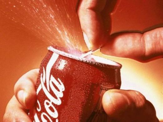 Кока-кола против заболеваний желудка